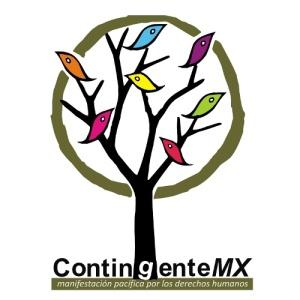 Logotipo del contingente (por Margarita Nava)